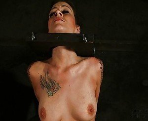 Vanessa Naughty rough BDSM 2