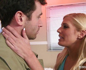 Teens Like It Big: Sucking Off the Private Dick. Carmen Monet, James Deen