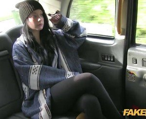 Handjob car teen british in your place