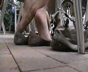 Her Shoeplay Makes Me Breathless 3