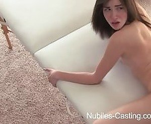 Nubiles Casting - Teen pussy pounding porn audition