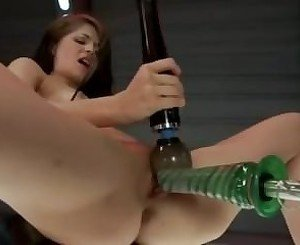 Sensi Pearl Machine Fucked 3 of 3
