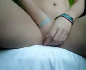 18yo girl fingering